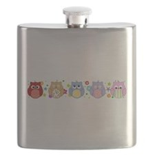 cute owls Flask