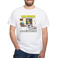 Belvederes Pizza Bone Shirt