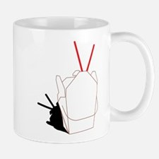 Take Out Container Mug