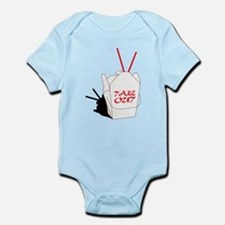 Take Out Food Infant Bodysuit
