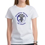 Another Nurse for Peace Women's T-Shirt