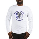 Another Nurse for Peace Long Sleeve T-Shirt