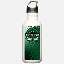 Winter Park Forest Water Bottle