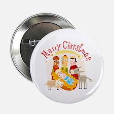 Merry Manger! Button