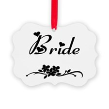 Classic Bride Ornament