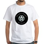Another Pagan for Peace White T-Shirt