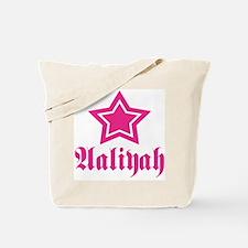 Star Aaliyah! Tote Bag