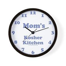 """Merlin """"Mom"""" Wall Clock"""