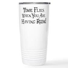 Unique Captain morgan Travel Mug