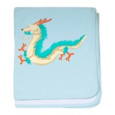 Mythical Creature baby blanket