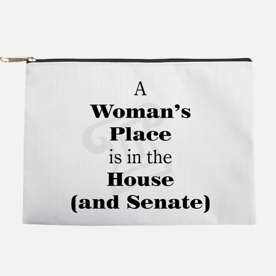 A Woman's Place is in the House and Senate Makeup