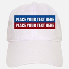 America Text Message Hat