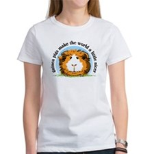 Guinea pigs make the world... Tee