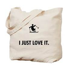Adaptive Skiing Tote Bag