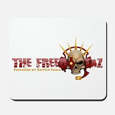 The Freebootaz Logo Mousepad