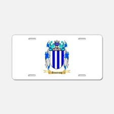 Armstrong Aluminum License Plate