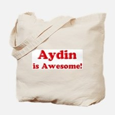 Aydin is Awesome Tote Bag