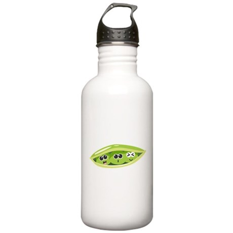Pea Pod Stainless Water Bottle 1.0L