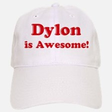 Dylon is Awesome Baseball Baseball Cap