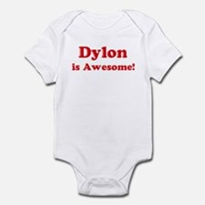 Dylon is Awesome Infant Bodysuit