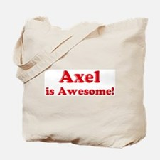 Axel is Awesome Tote Bag