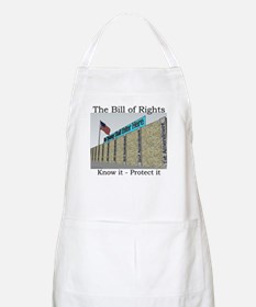 The Wall Against Tyranny Apron