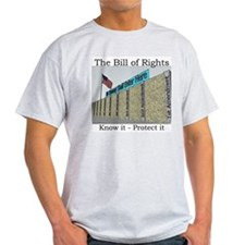 The Wall Against Tyranny T-Shirt