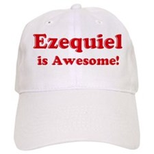Ezequiel is Awesome Baseball Cap