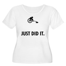 Wheelchair Curling T-Shirt