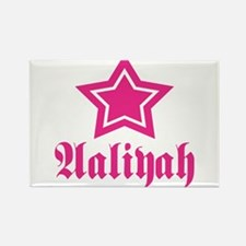 Star Aaliyah! Rectangle Magnet