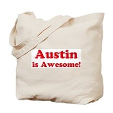 Austin is Awesome Tote Bag