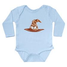 Witch Hat Long Sleeve Infant Bodysuit