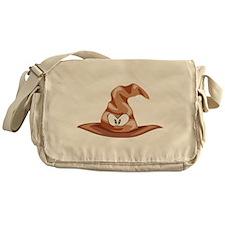 Witch Hat Messenger Bag