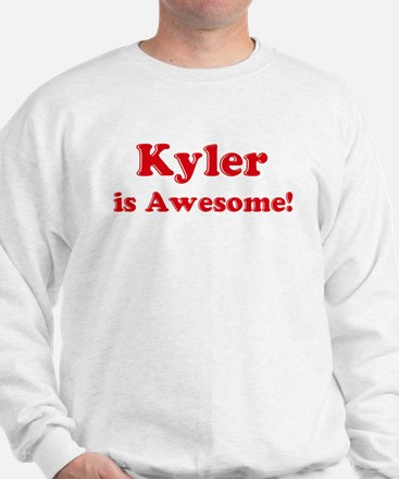 Kyler is Awesome Jumper