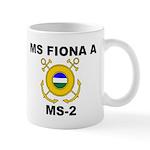 MS Fiona A Mug