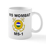 MS Wombat Mug