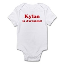 Kylan is Awesome Infant Bodysuit