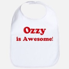 Ozzy is Awesome Bib