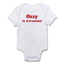 Ozzy is Awesome Infant Bodysuit