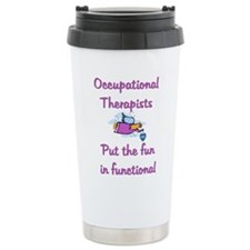 Unique Hospital departments Travel Mug