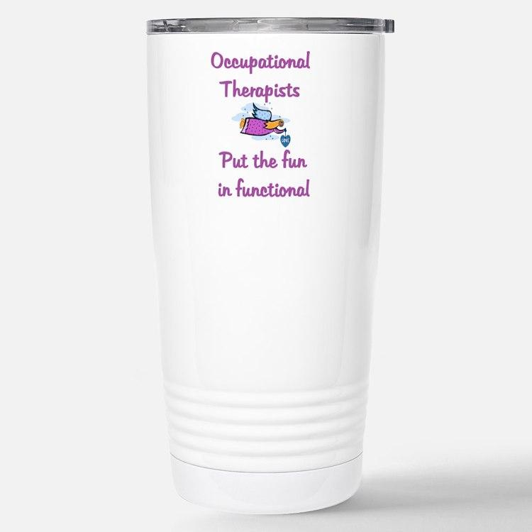 Cute Medical department Travel Mug
