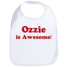 Ozzie is Awesome Bib