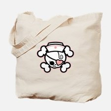 Dolly Heart RN Tote Bag