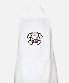 Dolly Heart RN Apron