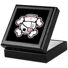 Dolly Heart RN Keepsake Box