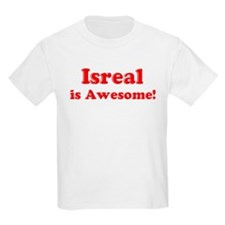 Isreal is Awesome Kids T-Shirt