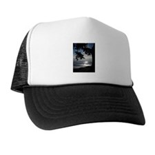 Trees Silhouette Trucker Hat