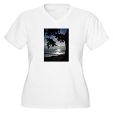 Trees Silhouette T-Shirt