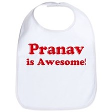 Pranav is Awesome Bib