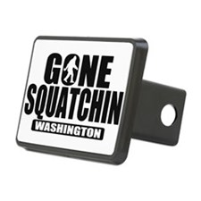 Gone Squatchin Washington *State Edition* Rectangu